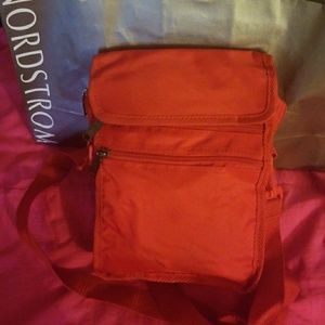 NEW Adjustable RED UNISEX Messenger Bag